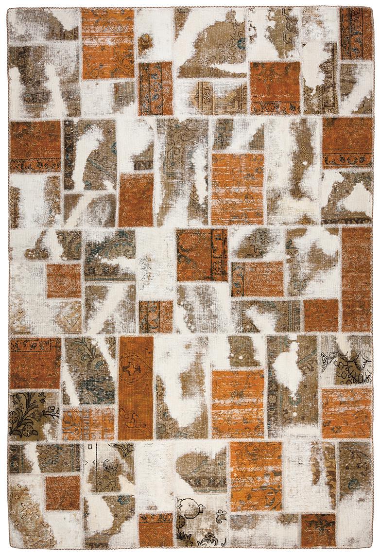 Patchwork-Eternity Teppich175x245cm