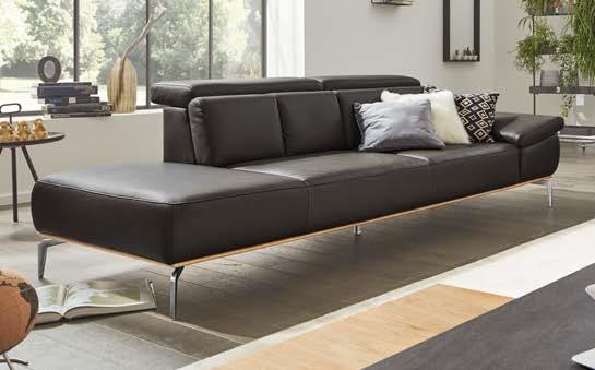 4002 Sofa freistehend