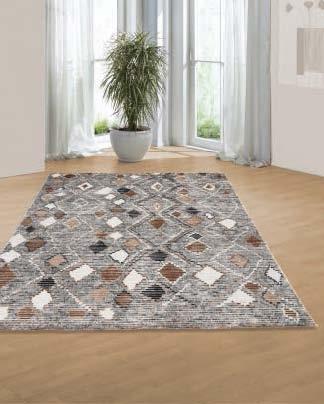Vintage Berber Teppich 140x200cm