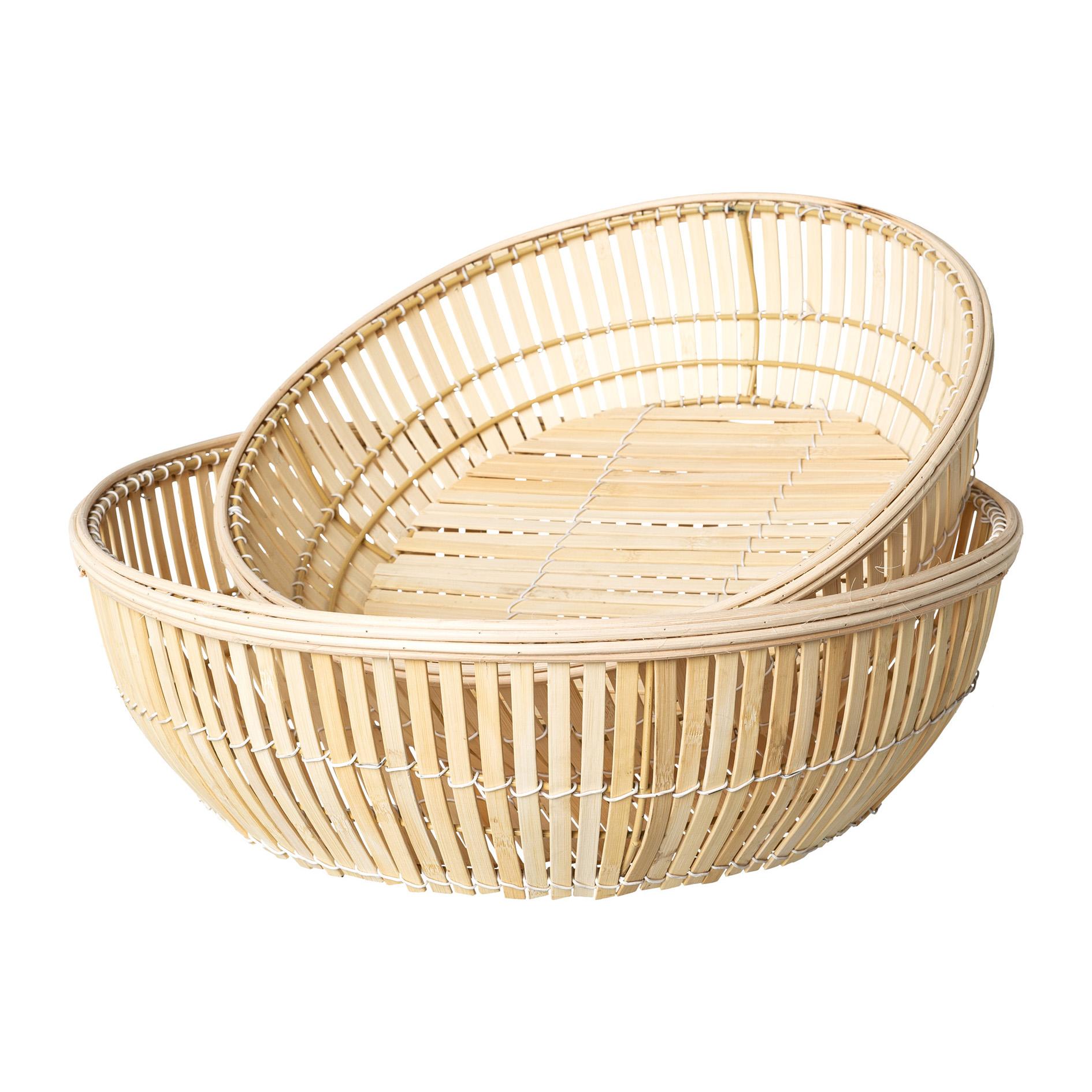 Bambus Schale
