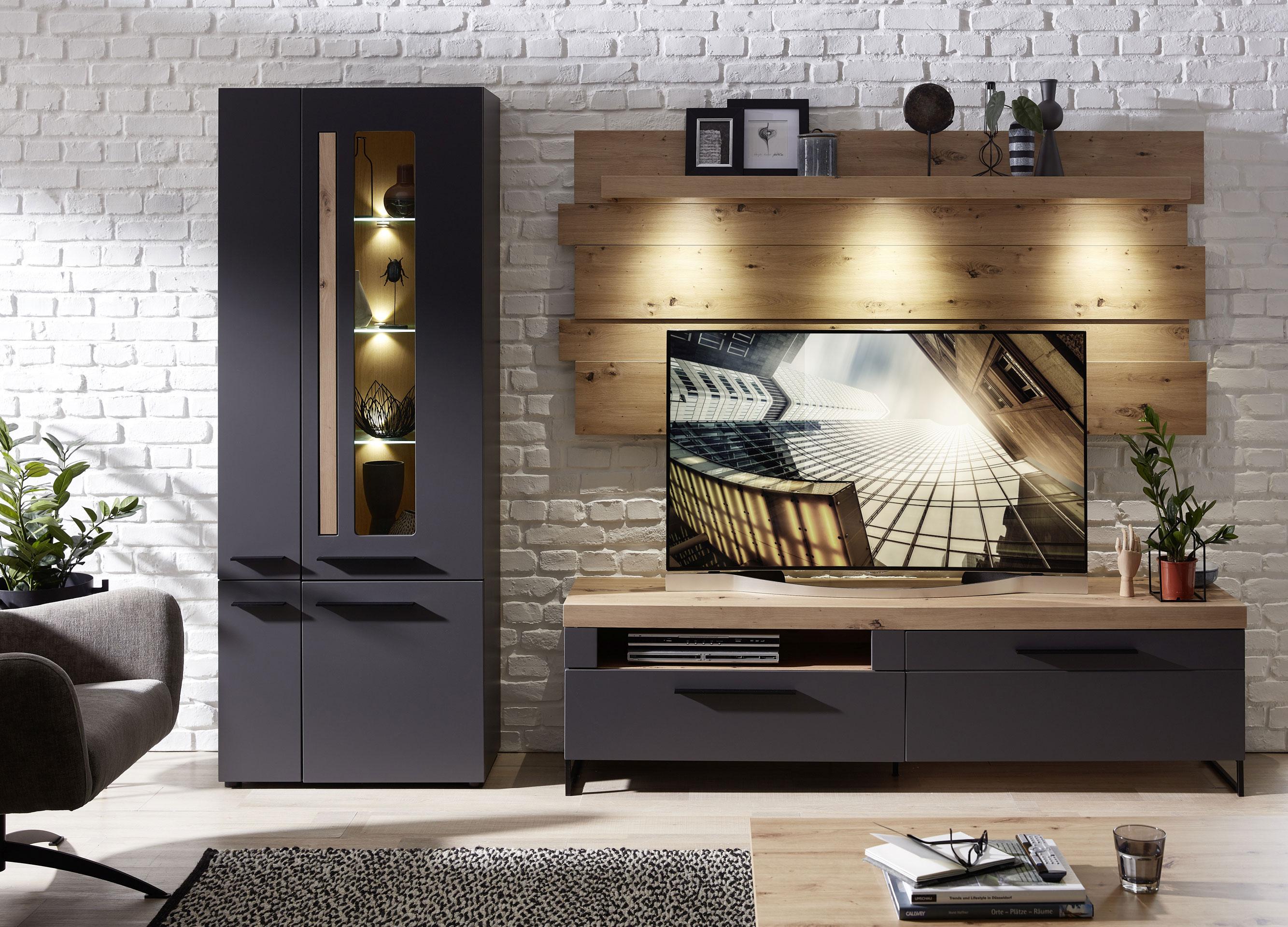 LOFT-TWO TV-/ Wohnlösung
