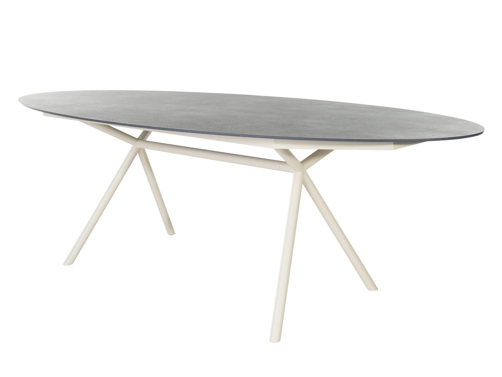 AIVEN Tisch Oval
