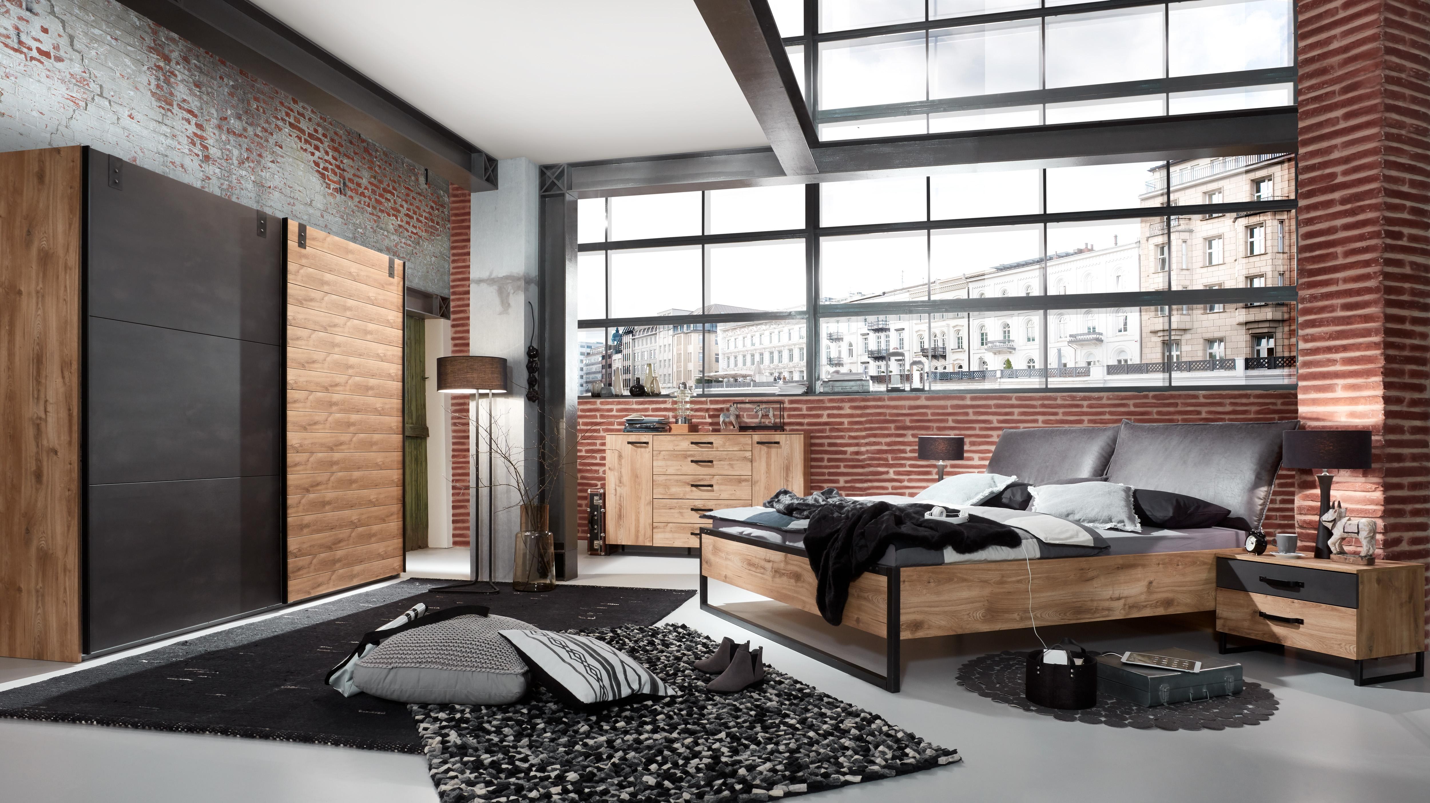 Detroit Schlafzimmer