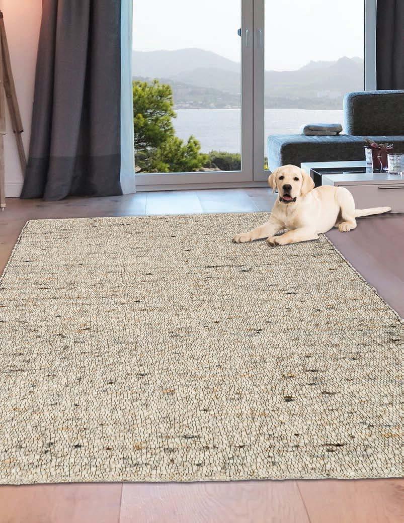 Tricort Teppich 70x130cm