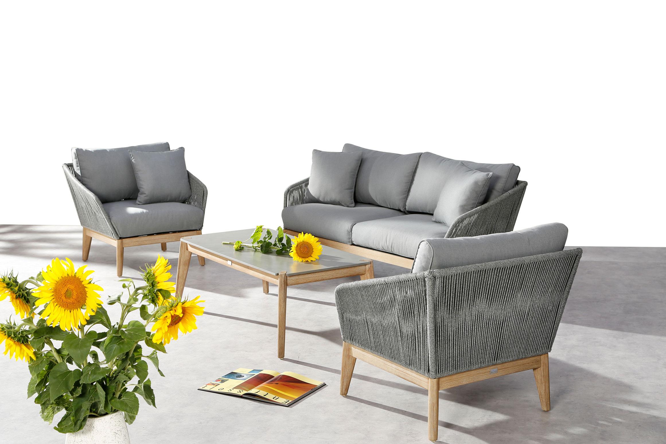 SAMOS Lounge Gruppe 4tlg.