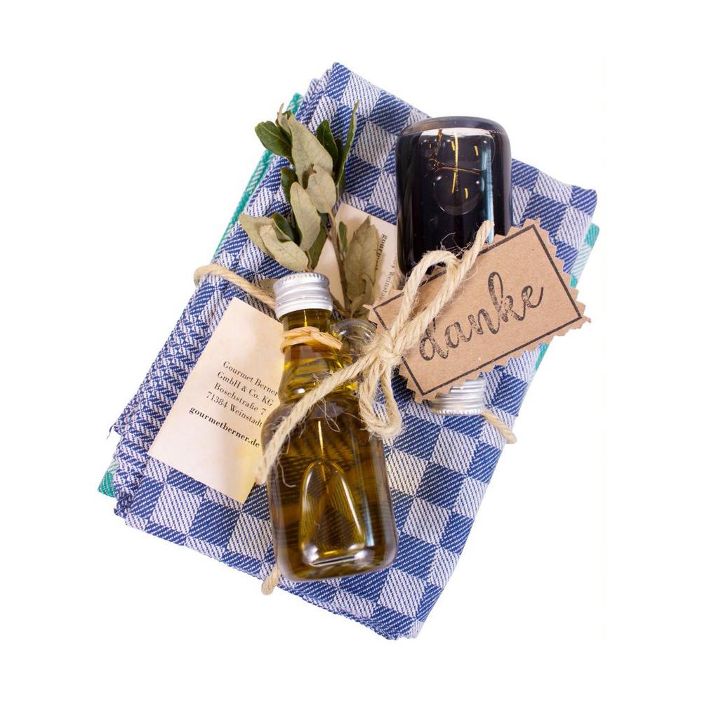 Geschenk-Set Olivenöl