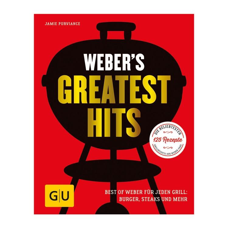 WEBERS GREATEST HITS Buch