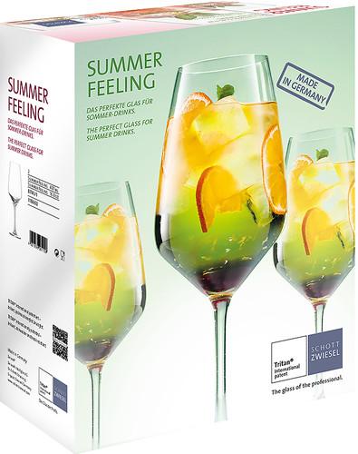 Summer Feeling Glas