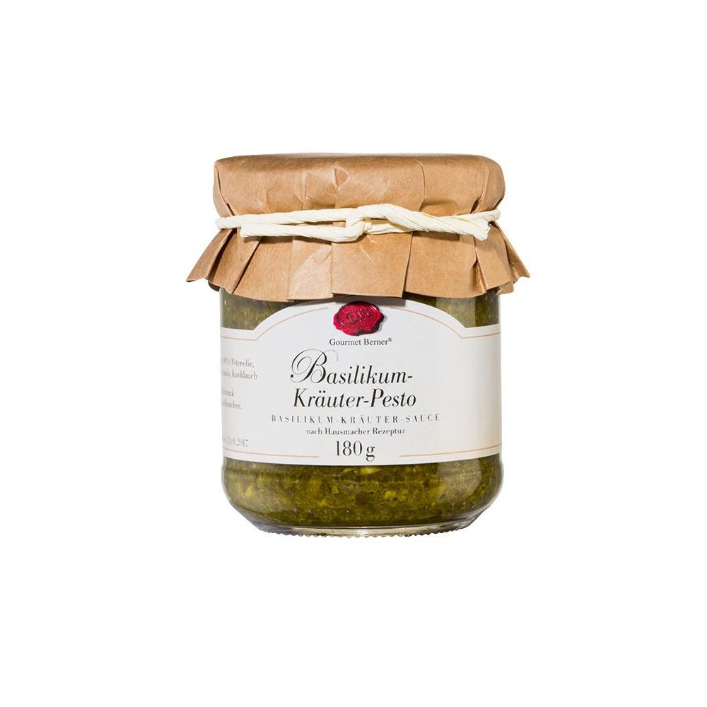 Pesto Basilikum Kräuter