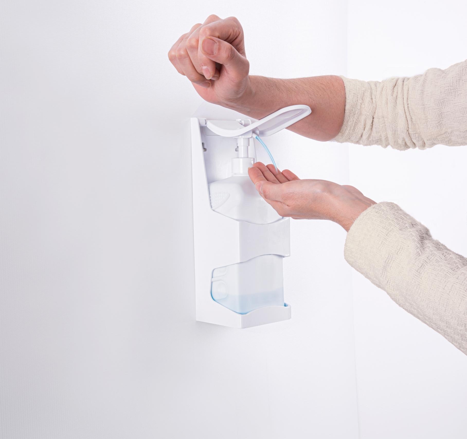 Palizzi Desinfektionsmittelspender