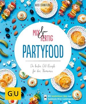 Kochbuch Mix & Fertig Partyfood