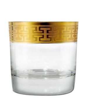Hommage Gold Classic Whiskeyglas