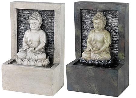 Buddha.Brunnen