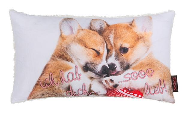 Schnuffy Fluffy Kissen