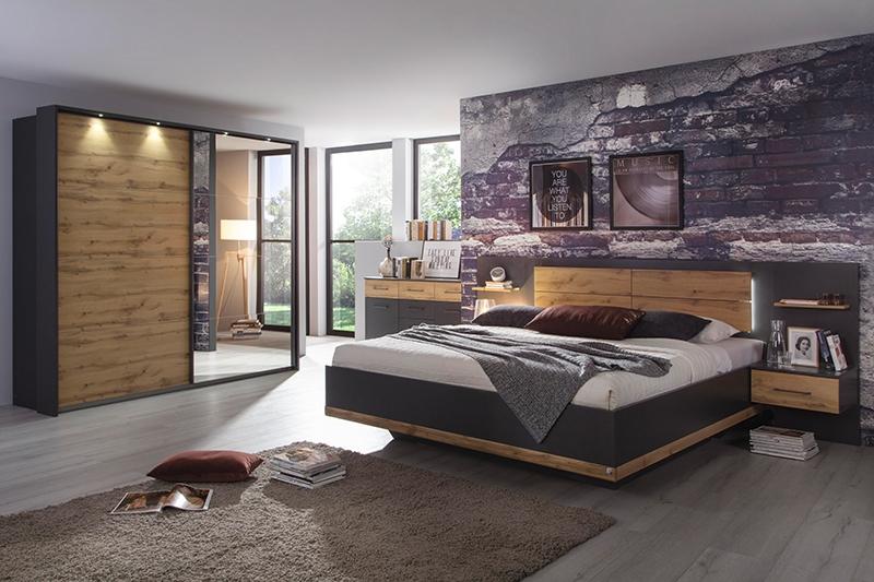 Boston Quadra Schlafzimmer