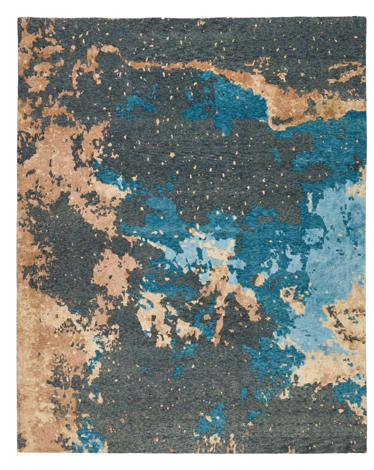 Ocean Fusion Teppich ca. 248x305cm