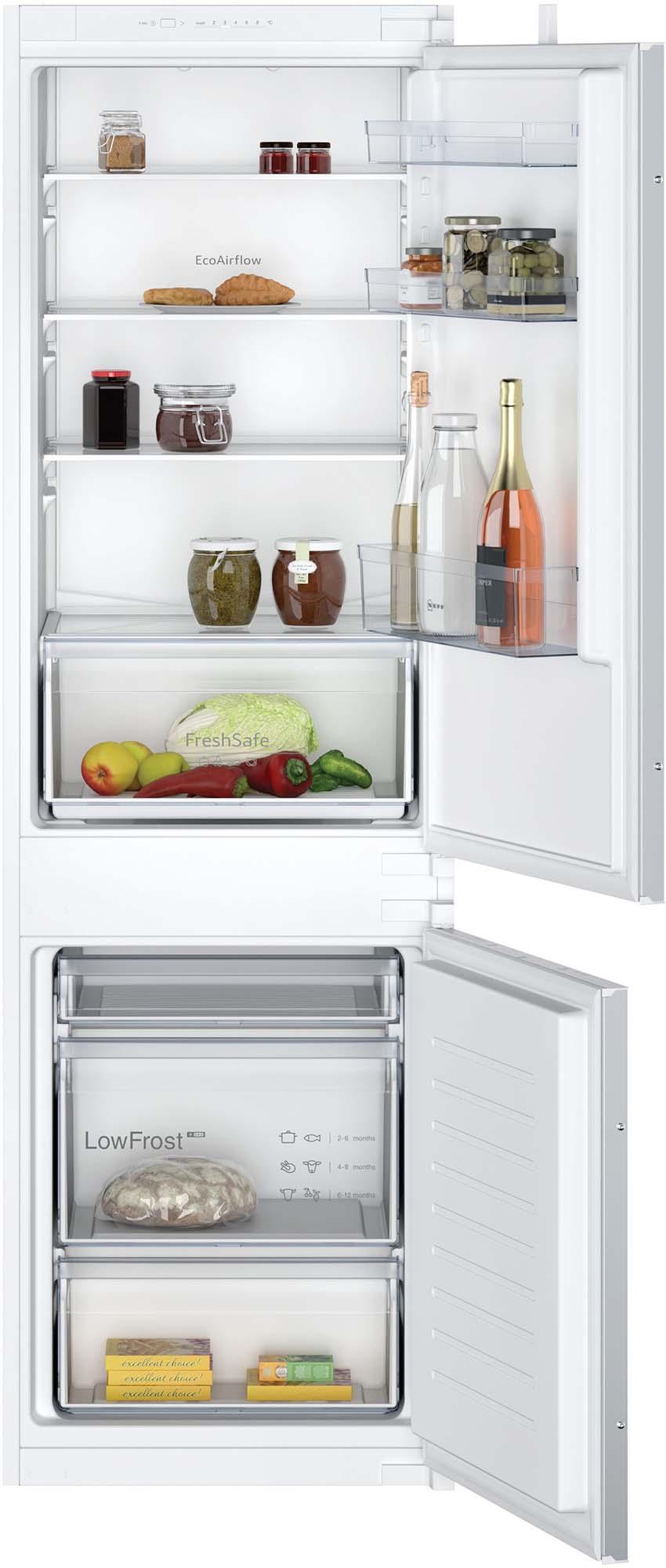 NEFF Kühlschrank mit Gefrierbereich
