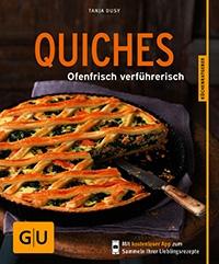 Kochbuch Quiches