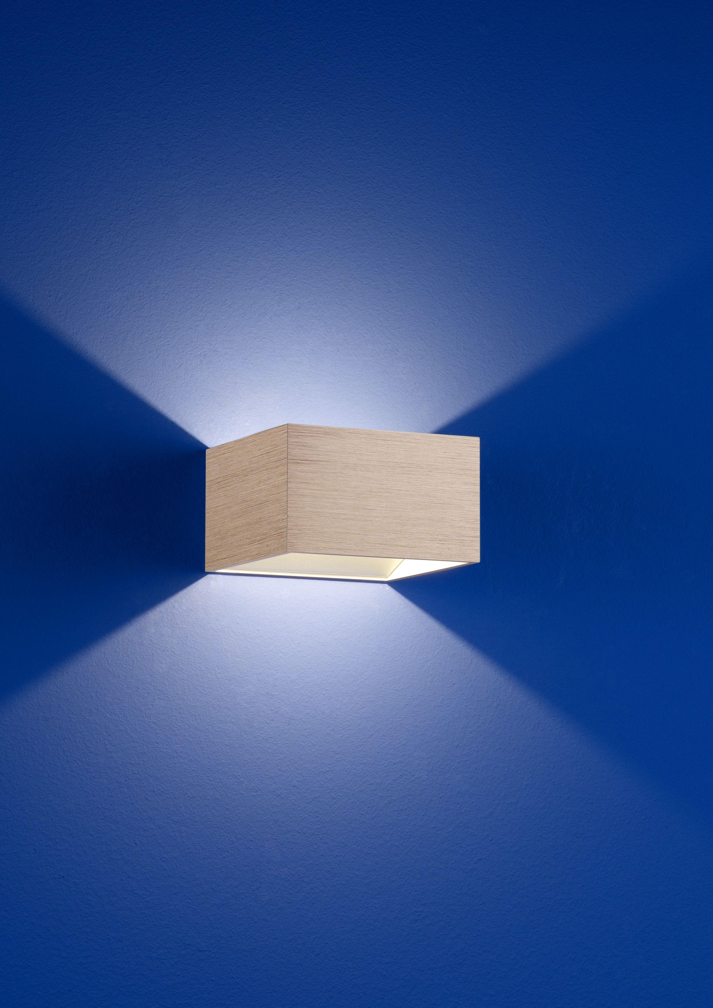 CUBE LED-Wandleuchte